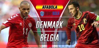 Prediksi Denmark vs Belgia 6 September 2020