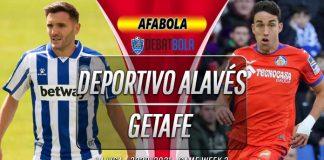 Prediksi Deportivo Alavés vs Getafe 26 September 2020