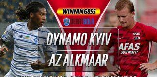 Prediksi Dynamo Kyiv vs AZ Alkmaar 16 September 2020