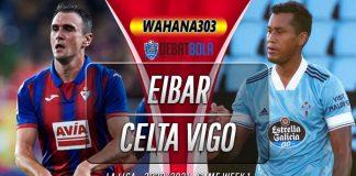 Prediksi Eibar vs Celta Vigo 12 September 2020