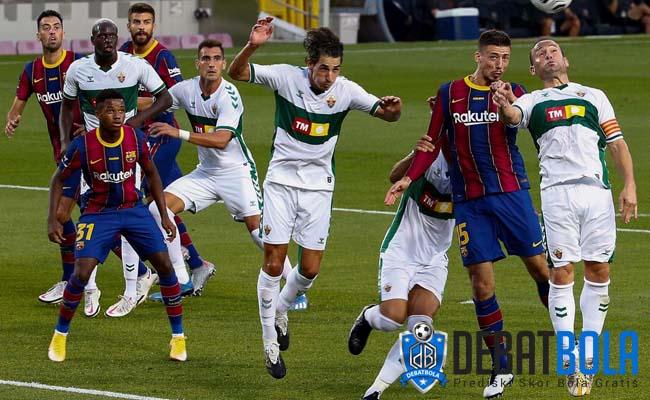 Prediksi Eibar vs Elche 1 Oktober 2020