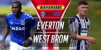 Prediksi Everton vs West Brom 19 September 2020