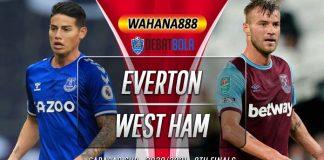 Prediksi Everton vs West Ham 1 Oktober 2020