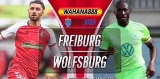 Prediksi Freiburg vs Wolfsburg 27 September 2020