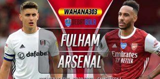 Prediksi Fulham vs Arsenal 12 September 2020
