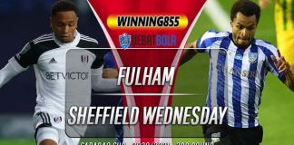 Prediksi Fulham vs Sheffield Wednesday 24 September 2020