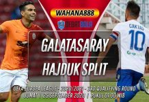 Prediksi Galatasaray vs Hajduk Split 25 September 2020