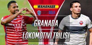Prediksi Granada vs Lokomotivi Tbilisi 25 September 2020