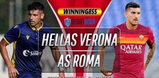 Prediksi Hellas Verona vs Roma 20 September 2020
