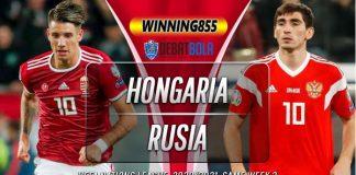 Prediksi Hongaria vs Rusia 6 September 2020