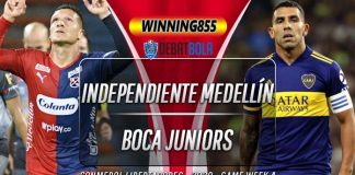 Prediksi Independiente Medellín vs Boca Juniors 25 September 2020