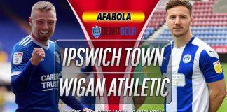 Prediksi Ipswich Town vs Wigan Athletic 13 September 2020