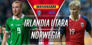 Prediksi Irlandia Utara vs Norwegia 8 September 2020