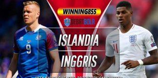 Prediksi Islandia vs Inggris 5 September 2020