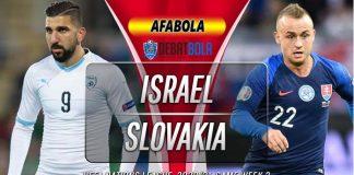 Prediksi Israel vs Slovakia 8 September 2020