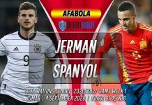 Prediksi Jerman vs Spanyol 4 September 2020