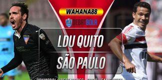 Prediksi LDU Quito vs São Paulo 23 September 2020
