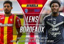 Prediksi Lens vs Bordeaux 19 September 2020