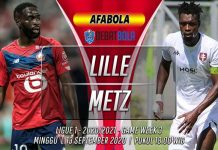 Prediksi Lille vs Metz 13 September 2020