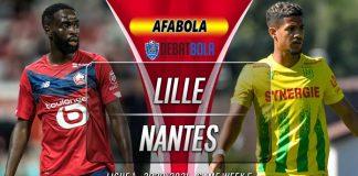 Prediksi Lille vs Nantes 26 September 2020