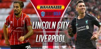 Prediksi Lincoln City vs Liverpool 25 September 2020