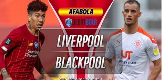 Prediksi Liverpool vs Blackpool 5 September 2020