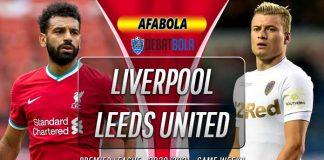 Prediksi Liverpool vs Leeds United 12 September 2020