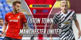 Prediksi Luton Town vs Manchester United 23 September 2020
