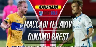 Prediksi Maccabi Tel Aviv vs Dinamo Brest 17 September 2020