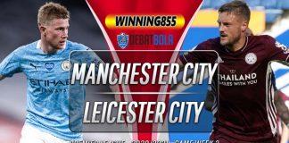 Prediksi Manchester City vs Leicester City 27 September 2020