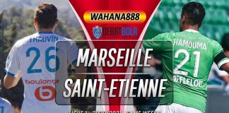 Prediksi Marseille vs Saint-Etienne 18 September 2020