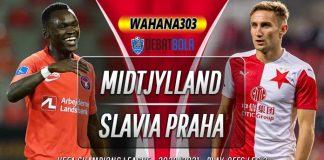 Prediksi Midtjylland vs Slavia Praha 1 Oktober 2020