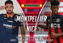 Prediksi Montpellier vs Nice 12 September 2020