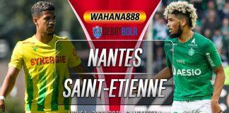 Prediksi Nantes vs Saint-Etienne 20 September 2020