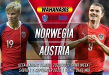 Prediksi Norwegia vs Austria 5 September 2020