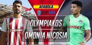 Prediksi Olympiakos vs Omonia Nicosia 24 September 2020
