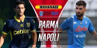 Prediksi Parma vs Napoli 20 September 2020