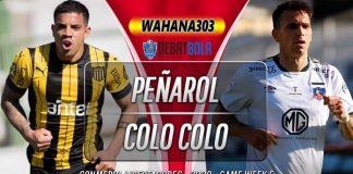 Prediksi Peñarol vs Colo Colo 30 September 2020