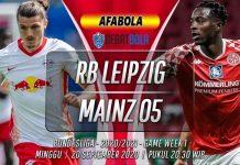 Prediksi RB Leipzig vs Mainz 05 20 September 2020