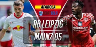 Prediksi RB Leipzig vs Mainz 05 20 September 2020
