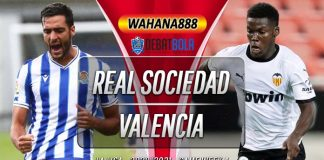Prediksi Real Sociedad vs Valencia 30 September 2020