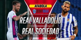 Prediksi Real Valladolid vs Real Sociedad 13 September 2020