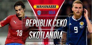 Prediksi Republik Ceko vs Skotlandia 8 September 2020