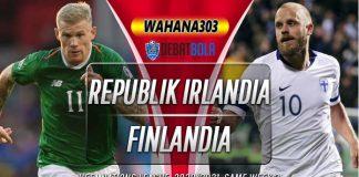 Prediksi Republik Irlandia vs Finlandia 6 September 2020