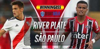Prediksi River Plate vs São Paulo 1 Oktober 2020