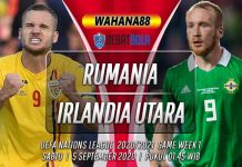 Prediksi Rumania vs Irlandia Utara 5 September 2020