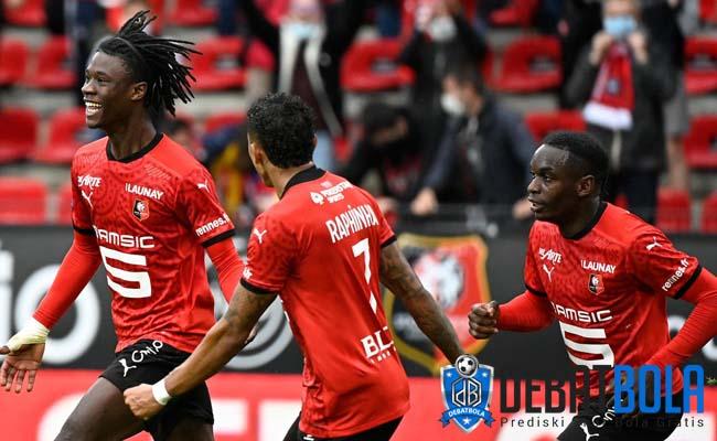 Prediksi Saint-Etienne vs Rennes 26 September 2020