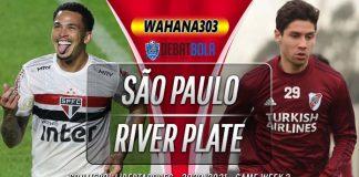 Prediksi São Paulo vs River Plate 18 September 2020