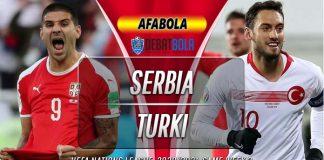 Prediksi Serbia vs Turki 7 September 2020