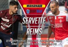 Prediksi Servette vs Reims 18 September 2020